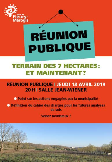 reunion publique 7 ha