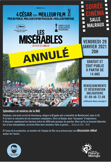 2021 01 29 Les Miserables ANNULE